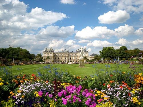 リュクサンブール庭園 Le Jardin du Luxembourg