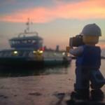 「世界を旅する小さなレゴの写真家」がかわいい【LEGO】