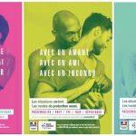 フランスで波紋をよんだ「エイズ予防キャンペーンのポスター」