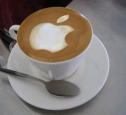 coffee art photo: Apple* Apple.jpg