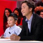 パリのテロ後に、フランス中に感動を与えた親子がテレビ出演