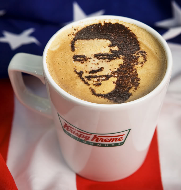 coffee art photo:  CoffeeArt-BarackObama.jpg
