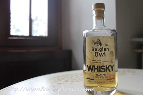 ベルギー ウィスキー