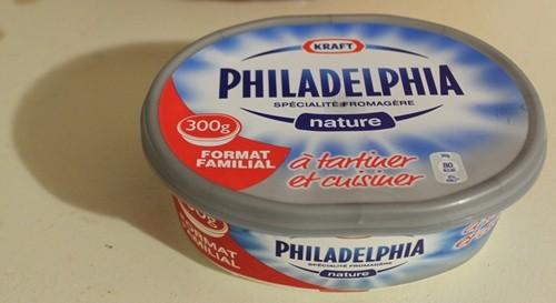 Philadelphiaクリームチーズ