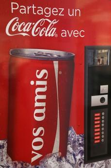 名前を指定できるコカ・コーラの缶