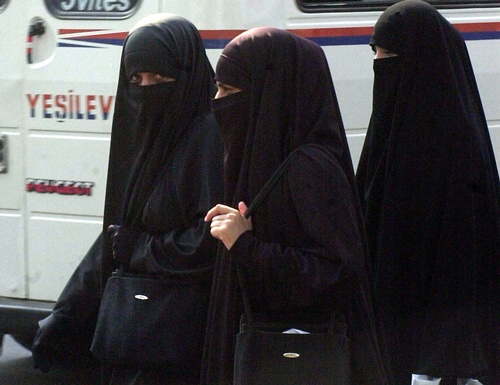 Fantastic Muslim Women Dress Code  Women Dresses