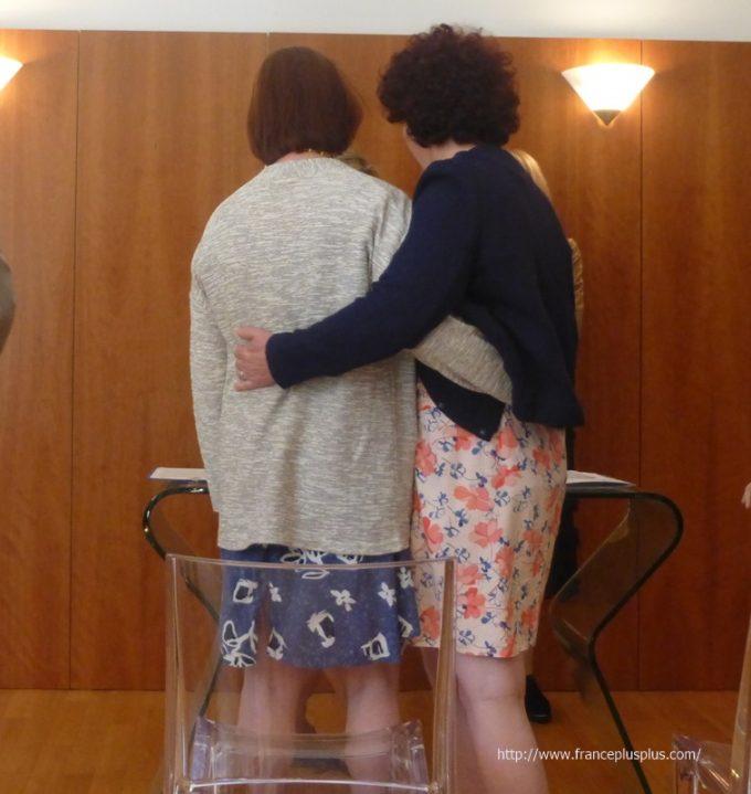 女性同士 結婚