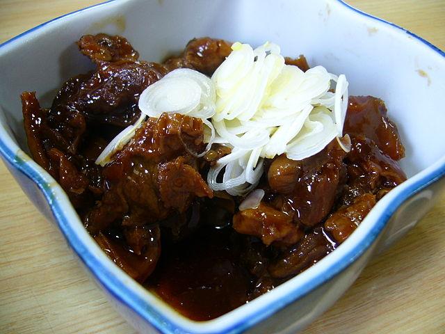 Stewed-beef-tendon,gyusuji-nikomi,katori-city,japan