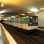 暑い時期のパリの地下鉄を各線一言で説明します!
