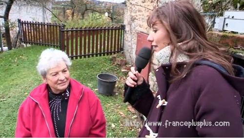 お天気お姉さん フランス