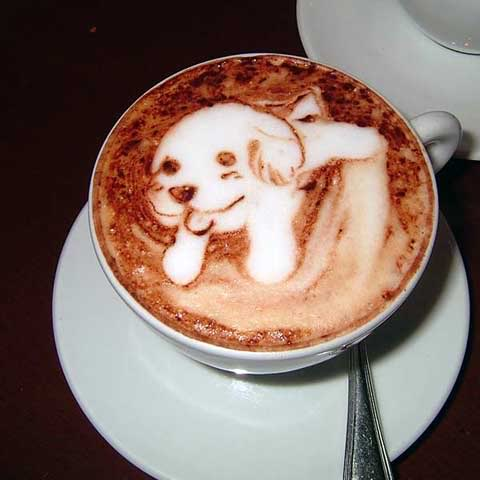 coffee art photo: coffee art coffee-art-04.jpg