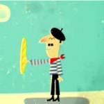 動画で見る、外国から見たフランスのイメージ「クリシェ!」