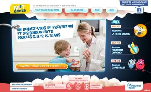 歯の定期診断