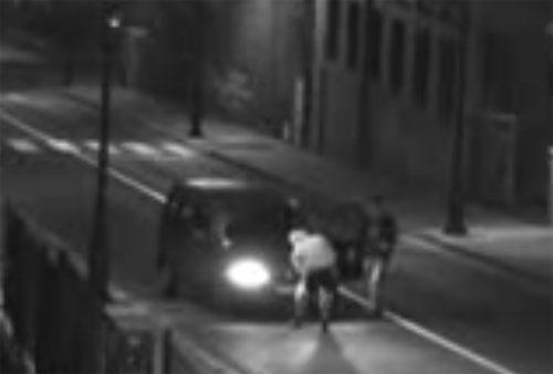 マルセイユ 車強盗