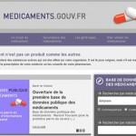 フランス厚生省 薬について調べることができるデーターベースを公開 !のどスプレーを探してみる