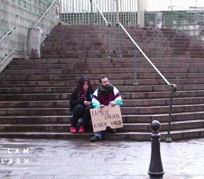 フランス 難民