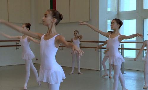 オペラ座 バレエ学校