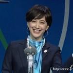 【オリンピック】滝川クリステルさんのスピーチ動画。フランス語全文、日本語訳全文
