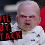 フランスで先週公開された映画The babyのサプライズ動画が逸品すぎる